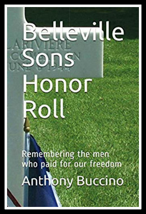 Belleville NJ Sons Honor Roll Remembering the men who paid for our freedom