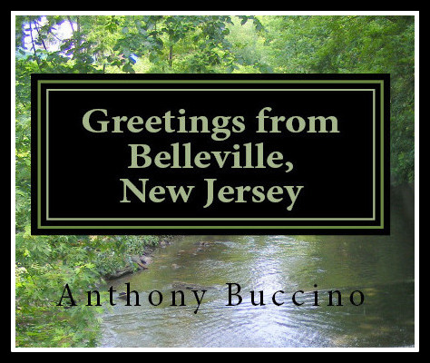 Greetings from Belleville New Jersey, Collected writings by Anthony Buccino