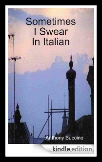 Sometimes I Swear in Italian - by Anthony Buccino